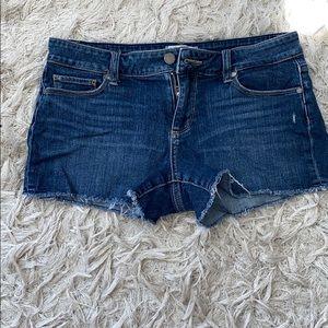 Paige Catalina shorts size 27